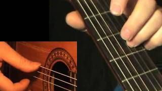 BLUE BLUES: Fingerstyle Guitar Lesson + TAB by GuitarNick