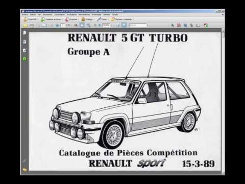 renault 5 supercinco renault 5 gt turbo service manual manual rh youtube com Haynes Manual Monte Carlo Back renault 5 repair manual