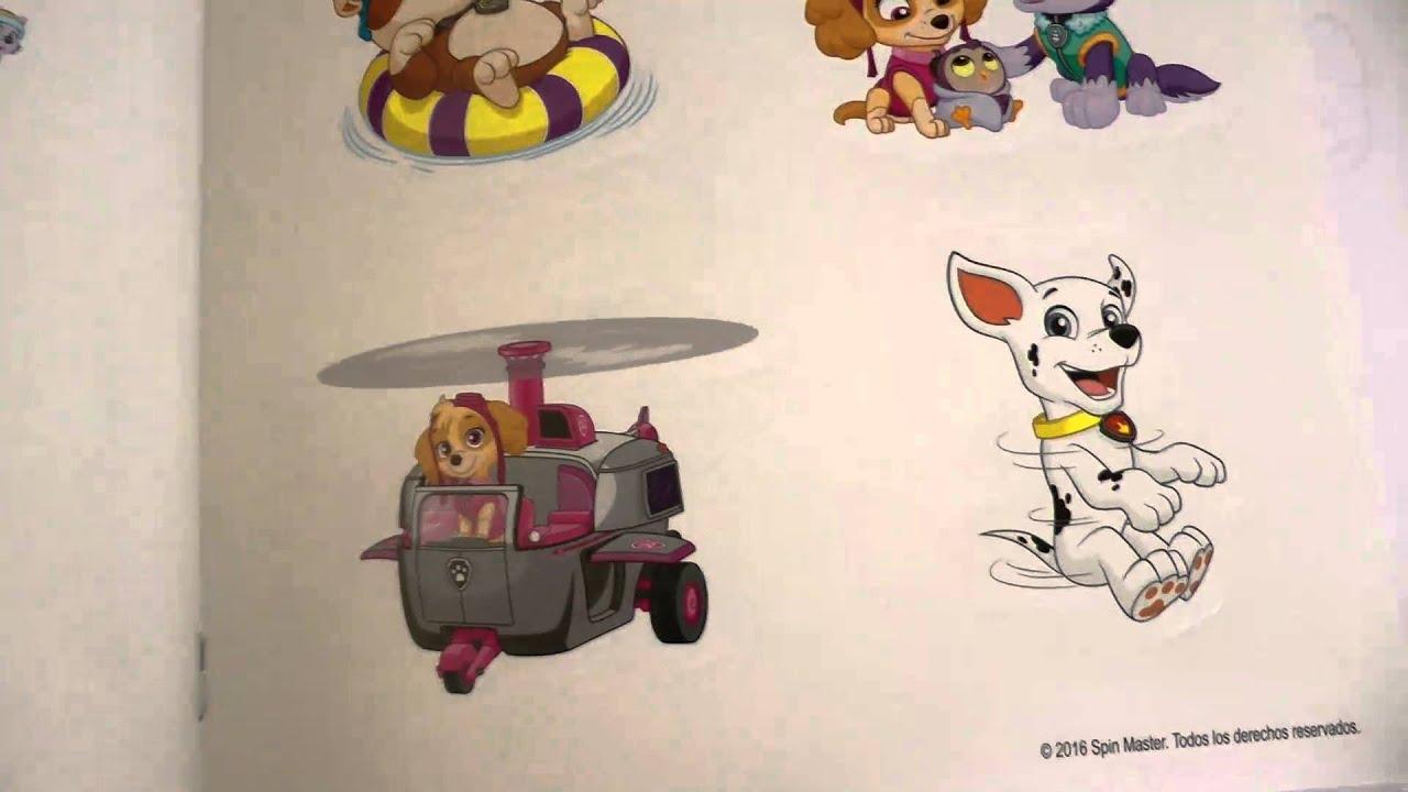 L Pegatinas Colorear Canina Se Cuaderno Para By Jose Patrulla ZPiOuTkX