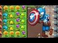 Plants vs Zombies 3 ONLINE Zombie Captain - TEAM PLANTS vs ZOMBOSS FIGHT!