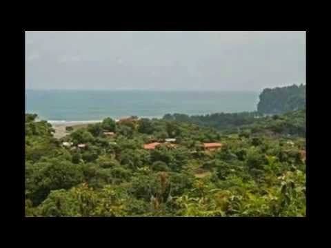 Dominical Real Estate -  4 ACRES - Hear And See The Ocean From This Beautiful!!!!