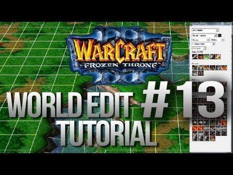 Warcraft 3 World Editor CZ Tutorial díl 13 [Kampaň Editor/Campaign Editor]
