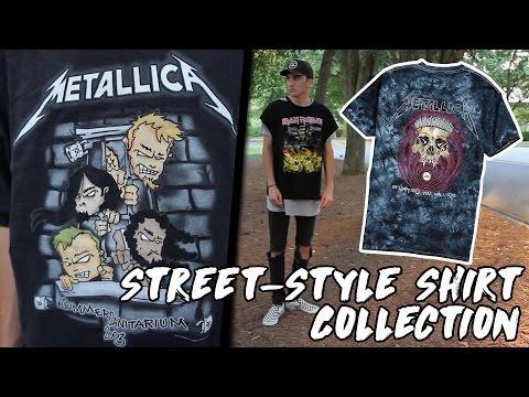 Streetwear Shirt Collection | 2016
