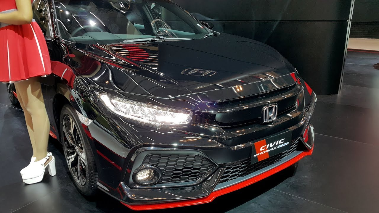 Honda civic hatchback e turbo 2017 1 5 youtube for Honda civic turbo 2017