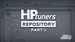 How to Use Compare Feature in HP Tuners VCM Editor 4.x After Getting File from Repository (Part 2)
