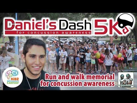 Walk For Concussion Awareness: Daniel's Dash 5K Memorial Run