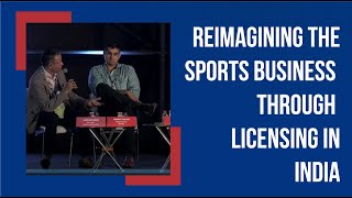 Reimagining the sports business through licensing in India