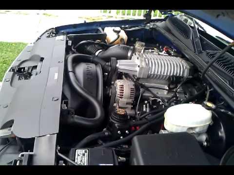 Gmc Vs Chevy >> JR's supercharged 5.3 silverado - YouTube