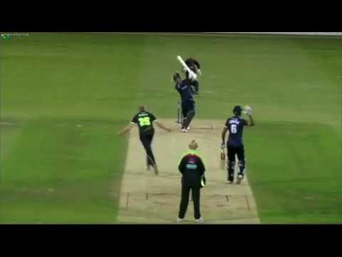 World record opening stand as Spitfires beat Essex to keep T20 hopes alive