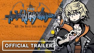 NEO: The World Ends with You - Official Characters \u0026 Release Date Trailer