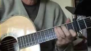 Jack Orion - Bert Jansch/Pentangle (cover)
