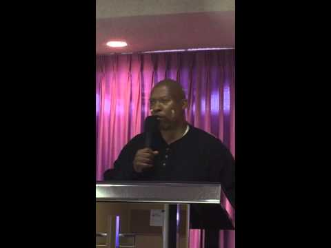 #0683 04/09/2016 Minister Tim Jackson Preached a message straight from heaven