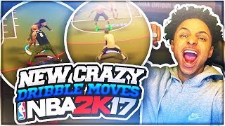 BEST DRIBBLE MOVES TO BECOME A DRIBBLE GOD IN NBA 2K17😱 CATCH ANKLE BREAKERS ALWAYS CONFIRMED🤔