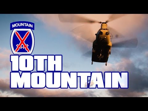10th Mountain Division (Long Version)