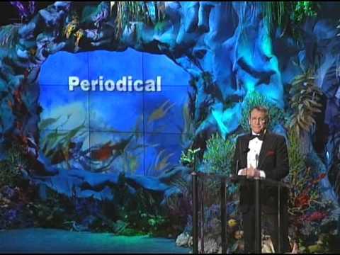 Elizabeth Hess wins a Genesis Award 32799