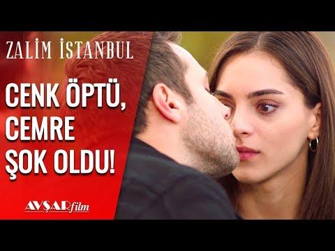 Cenk'ten Cemre'ye Öpücük💖 Şov Yapıyorum - Zalim İstanbul 19. Bölüm