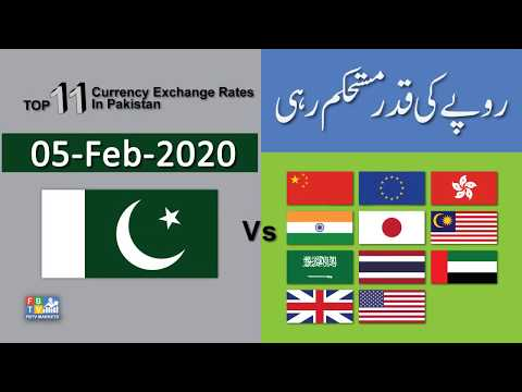 05-02-2020-|-us-dollar-rate-today-|-top-11-currencies-vs-pkr-|-forex-exchange-rate|-fbtv-markets