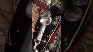 1936 Crocker Motorcycle, Bonham's 2017 Vegas Motorcycle Auction