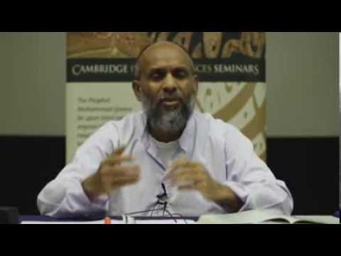 Introduction to Surah Al-Qalam by Shaykh Akram Nadwi