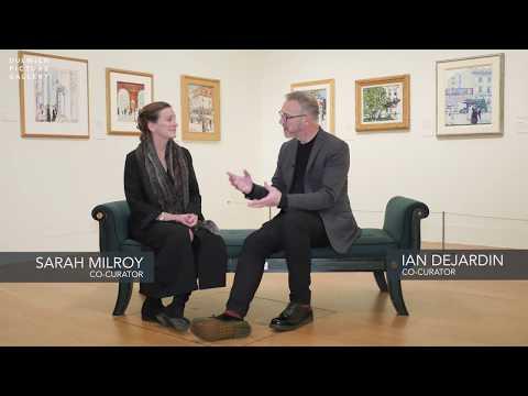 David Milne: Modern Painting - Ian Dejardin & Sarah Milroy In-Conversation