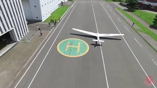 【日本大学理工学部】グライダー曳航実験【航空宇宙工学実験】