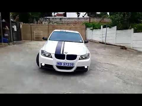 This BMW FROM DURBAN SOUNDS LOUDER THAN A 330D😵😮