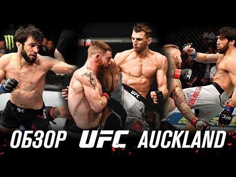 ОБЗОР UFC FN: Пол Фелдер - Дэн Хукер | Зубайра Тухугов, Кевин Агиллар, Магомед Мустафаев, Ридделл