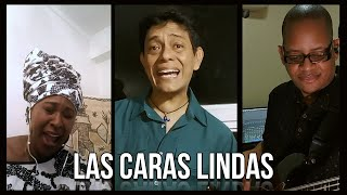 Las Caras Lindas - Cover - Yomira John, Luis Arteaga, Alfonso Lewis