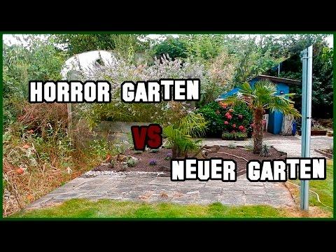 Garten Vlog #3 - Alter VS Neuer Garten