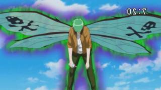 Beelzebub Oga SUPER MILK TIME vs hecados , naga , graphel Amv - Kick In The Teeth ♫