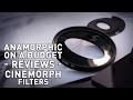 Vid-Atlantic's CineMorph Filters (Faking Anamorphic)