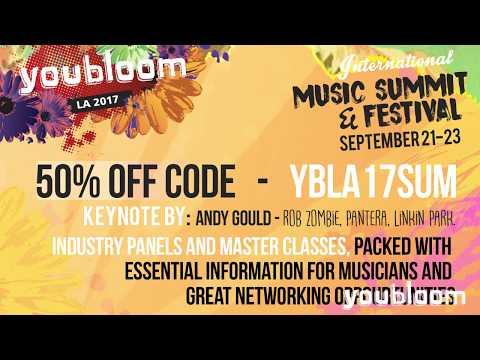 ybLA17  Summit & Festival  Andy Gould KeyNote Speaker