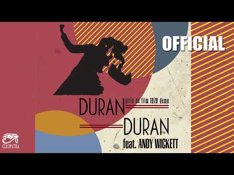 Duran Duran – Girls on Film – Demo feat. Andy Wickett (Official)