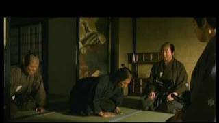 Samurai der Dämmerung - Twilight Samurai (2002) german Trailer