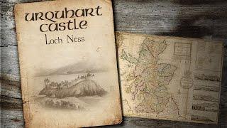 URQUHART CASTLE - Scotland 2015 (HD)