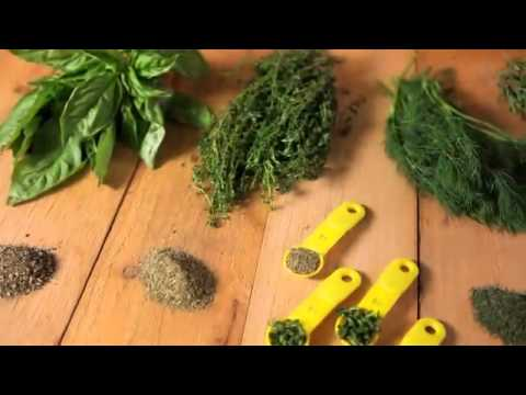 A cooking guide for using fresh herbs and dried herbs   Herbalife Advice