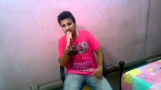 karaoke of ae ajnabi