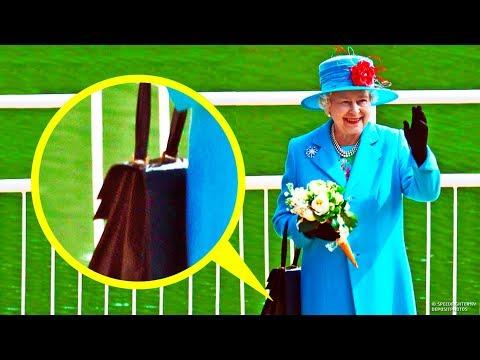 Why Queen Elizabeth II Always Carries Her Purse Everywhere