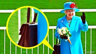 Why Queen Elizabeth II Always Carries Her Purse Everywhere