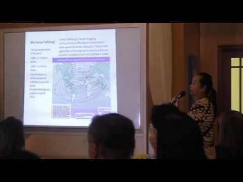 East-West Center Human Trafficking Forum
