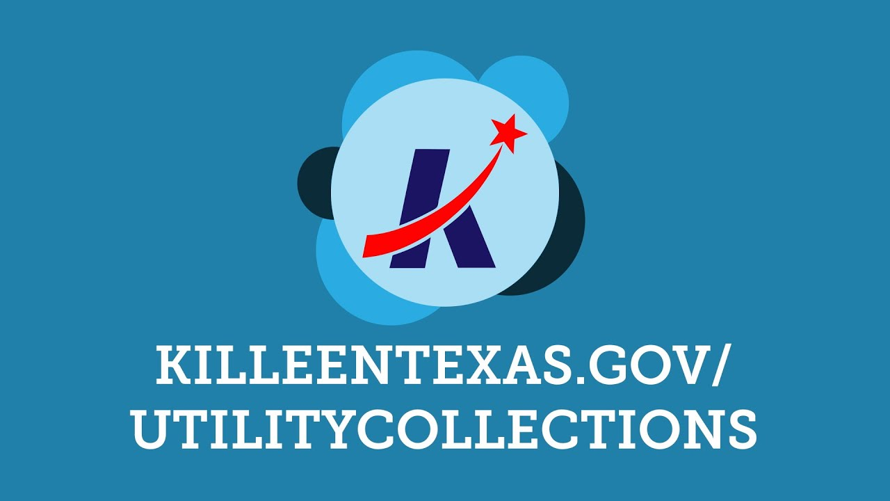 Killeen Utility Collections: How To Pay Your Bill
