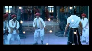 Action scene of Ranveer Singh