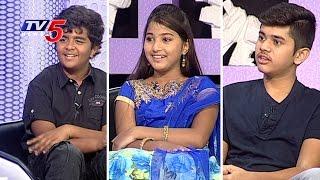 Child Artists Nikhil, Pranavi & Gaurav Chit Chat On Their Movie Journey   TV5 News