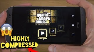 {60 MB} Download GTA 3 apk+Data on any Android