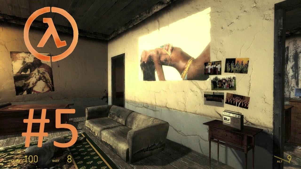 Half-Life 2-1.5 Part 2 - YouTube