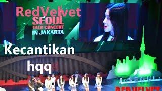 RED VELVET - LIVE CONCERT IN JAKARTA ( @SEOUL TALK )