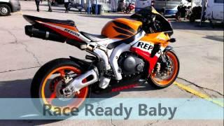 Best Season - Nico Honda Repsol CBR 1000rr wheelie and track