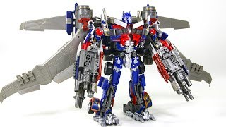 Transformers MB-11 Leader Optimus Prime + FWI-04 JetWing Upgrade Kit Truck Vehicle Car Robot Toys