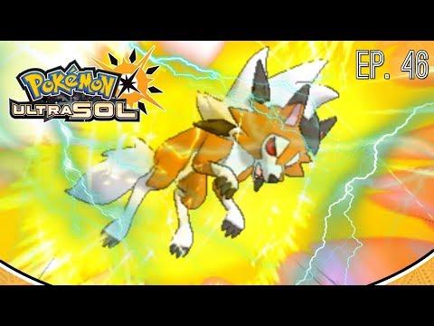 Pokémon Ultra Sol Ep.46 - ...MI ÚLTIMO EQUIPO POKÉMON...