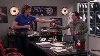 The Big Bang Theory - The Sibling Realignment